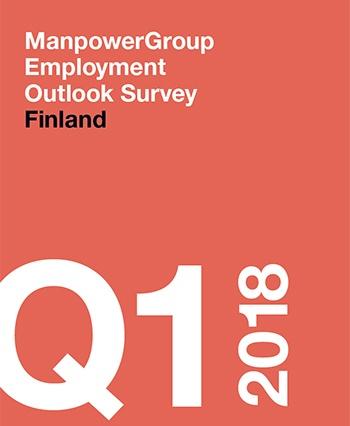 Suomen työmarkkinat Q1 2018