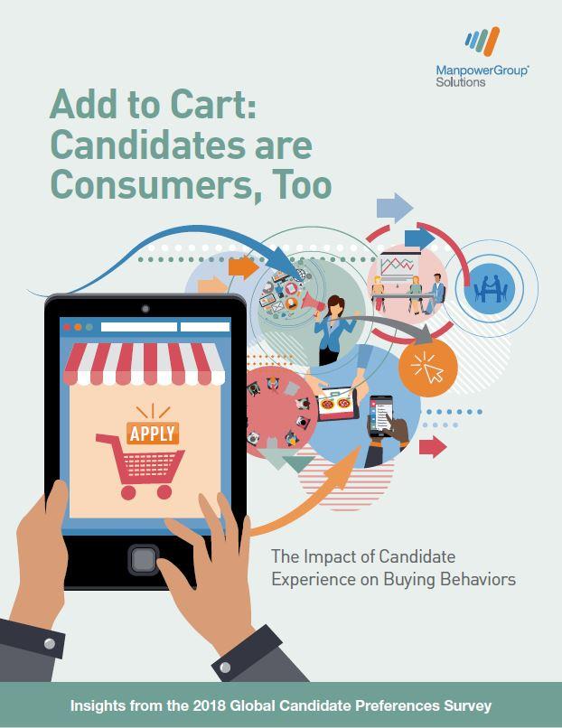 Hakijat ovat myös kuluttajia - Kokemukset työnhausta vaikuttavat ostopäätöksiin